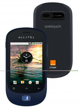 Alcatel One Touch 908
