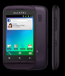 Alcatel One Touch 918
