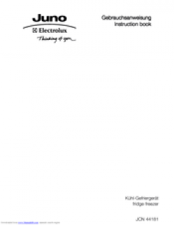 Juno-Electrolux JCN44181