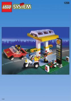 Lego 1256 Shell Tank