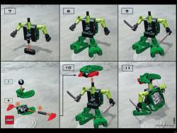Lego 1434 Bionicle Lehvak